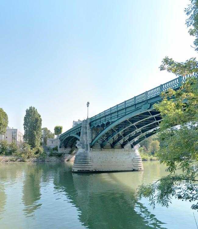 Photographie de la ville de Saint-Maur-des-Fossés